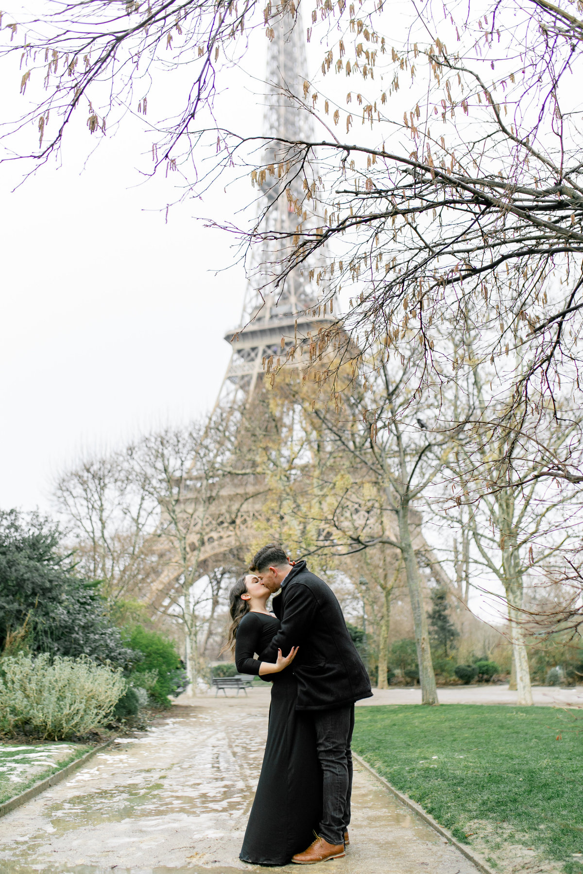 Karlie Colleen Photography - Paris Engagement Shoot-22