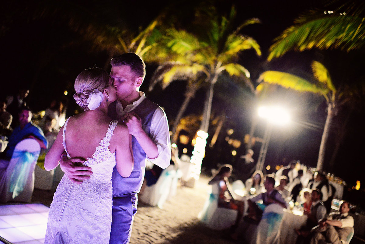 barcelo maya beach resort wedding destination wedding photographer bryan newfield photography 51