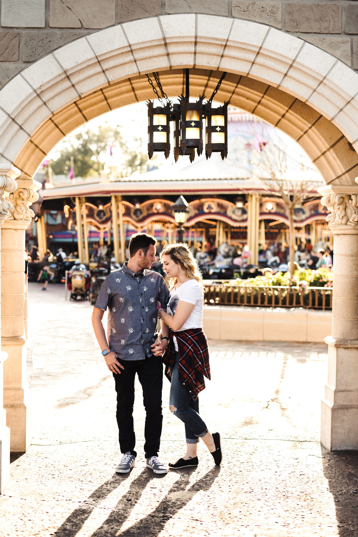 Ally & Brett's Disney Engagement Session (170 of 243)