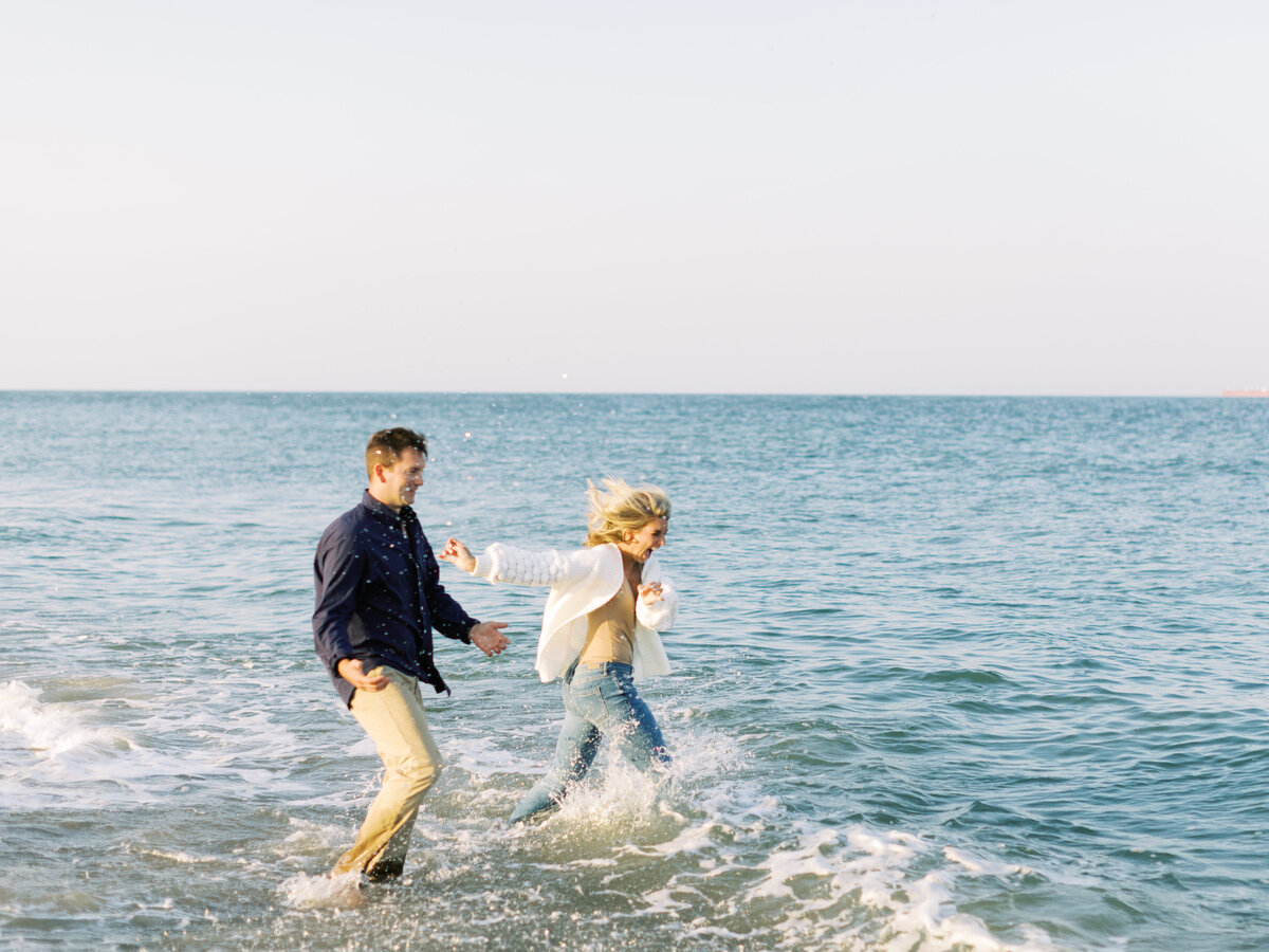 cape henlopen engagement photos7