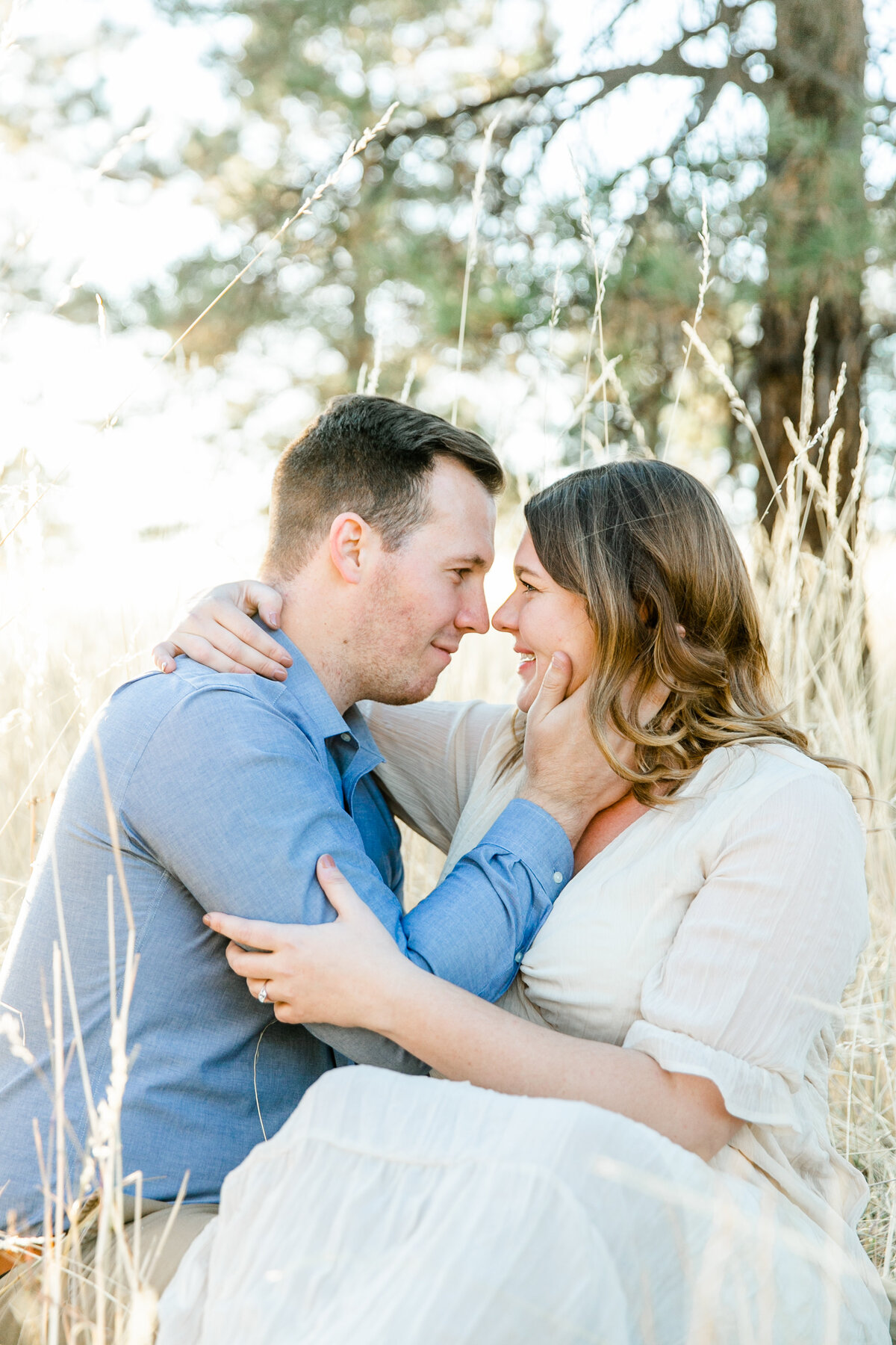 Karlie Colleen Photography - Flagstaff Arizona Engagement Photographer - Britt & Josh -160