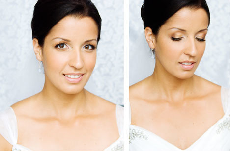 Bride Before and After Lite Application
