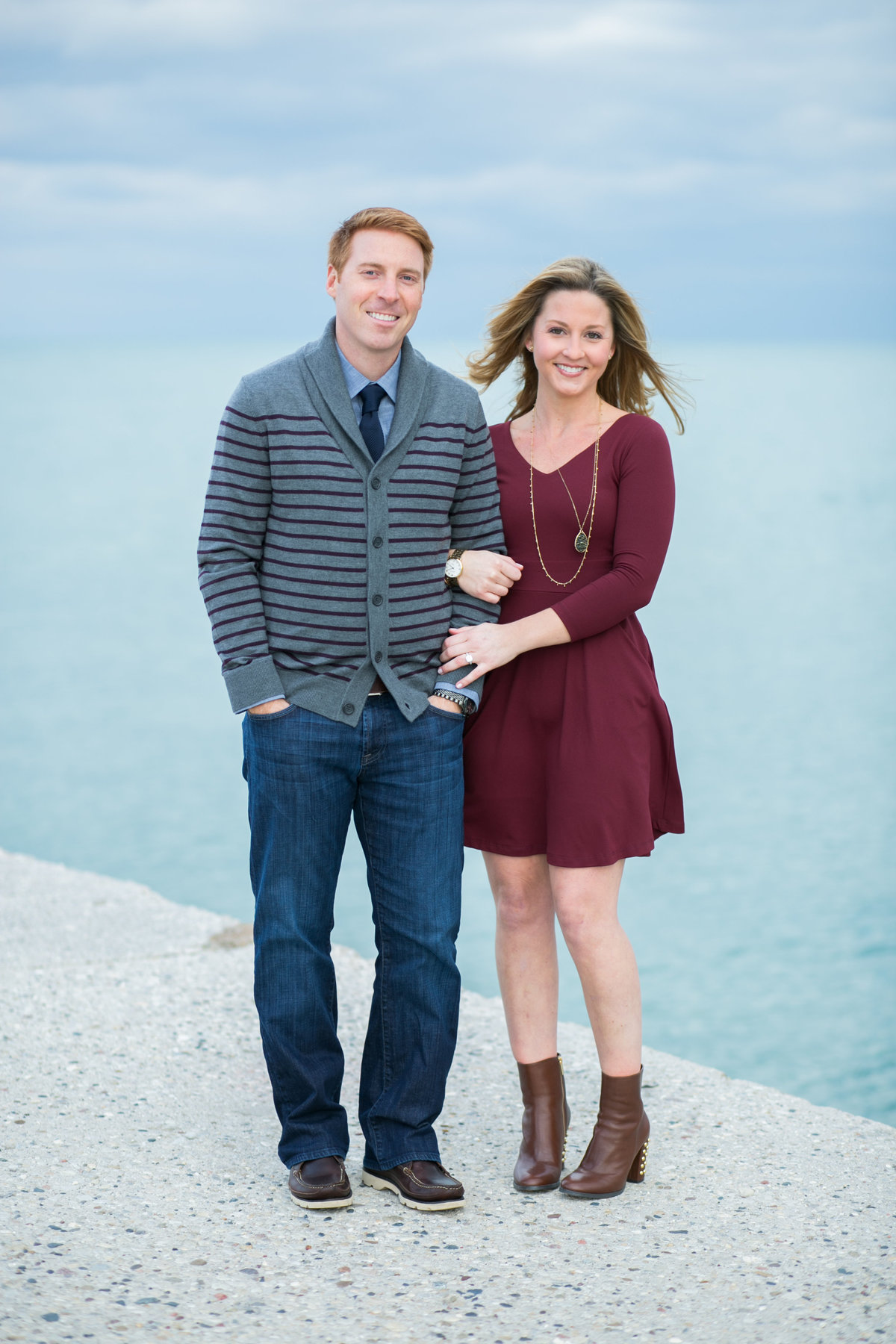 Fall-North-Avenue-Beach-Engagement-06