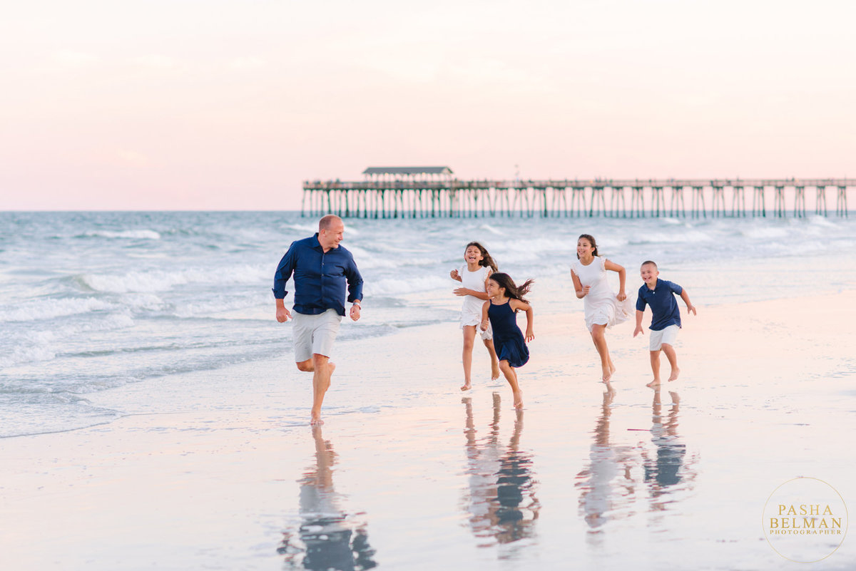Myrtle Beach Family Photographer Pasha Belman
