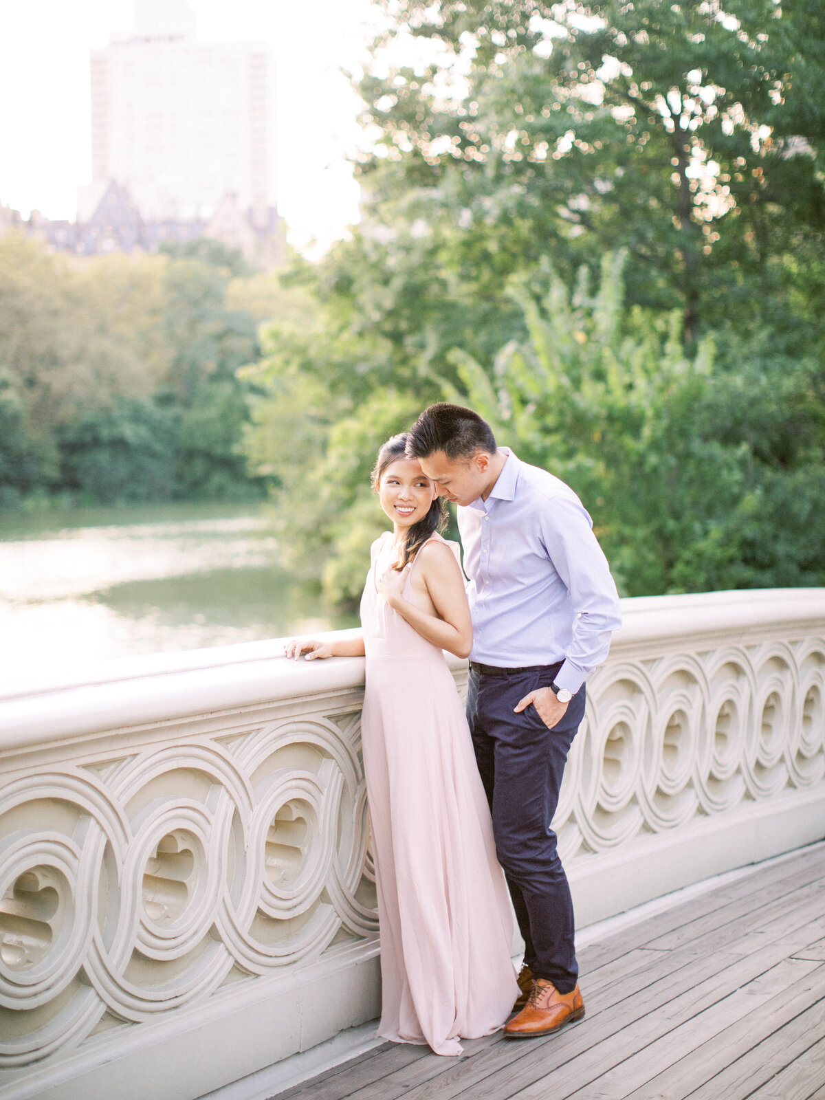 central park engagement session6