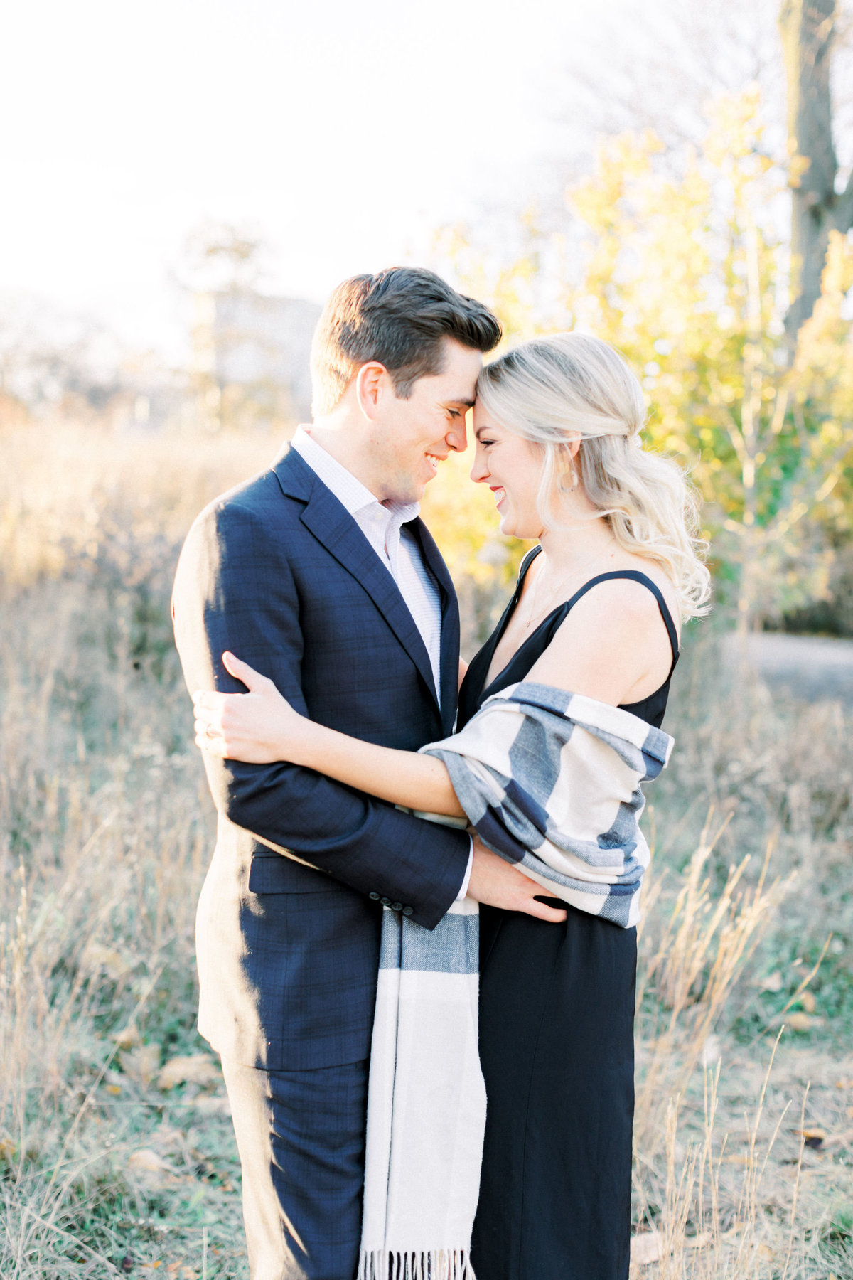 TiffaneyChildsPhotography-ChicagoWeddingPhotographer-AnneMarie+Connor-LincolnParkNatureBoardwalkEngagementSession-28