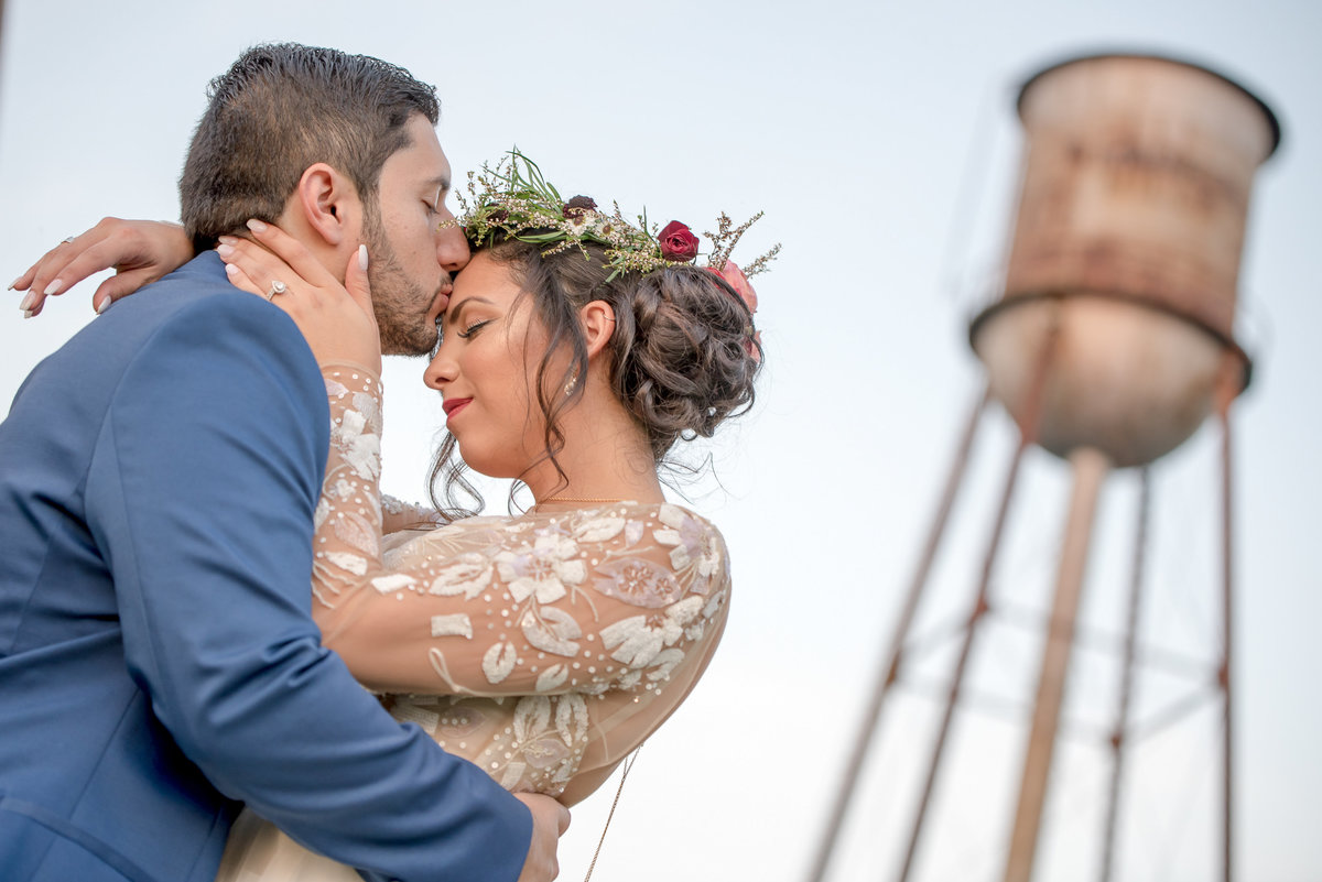 The Monroe Cotton Mills Wedding Photographer
