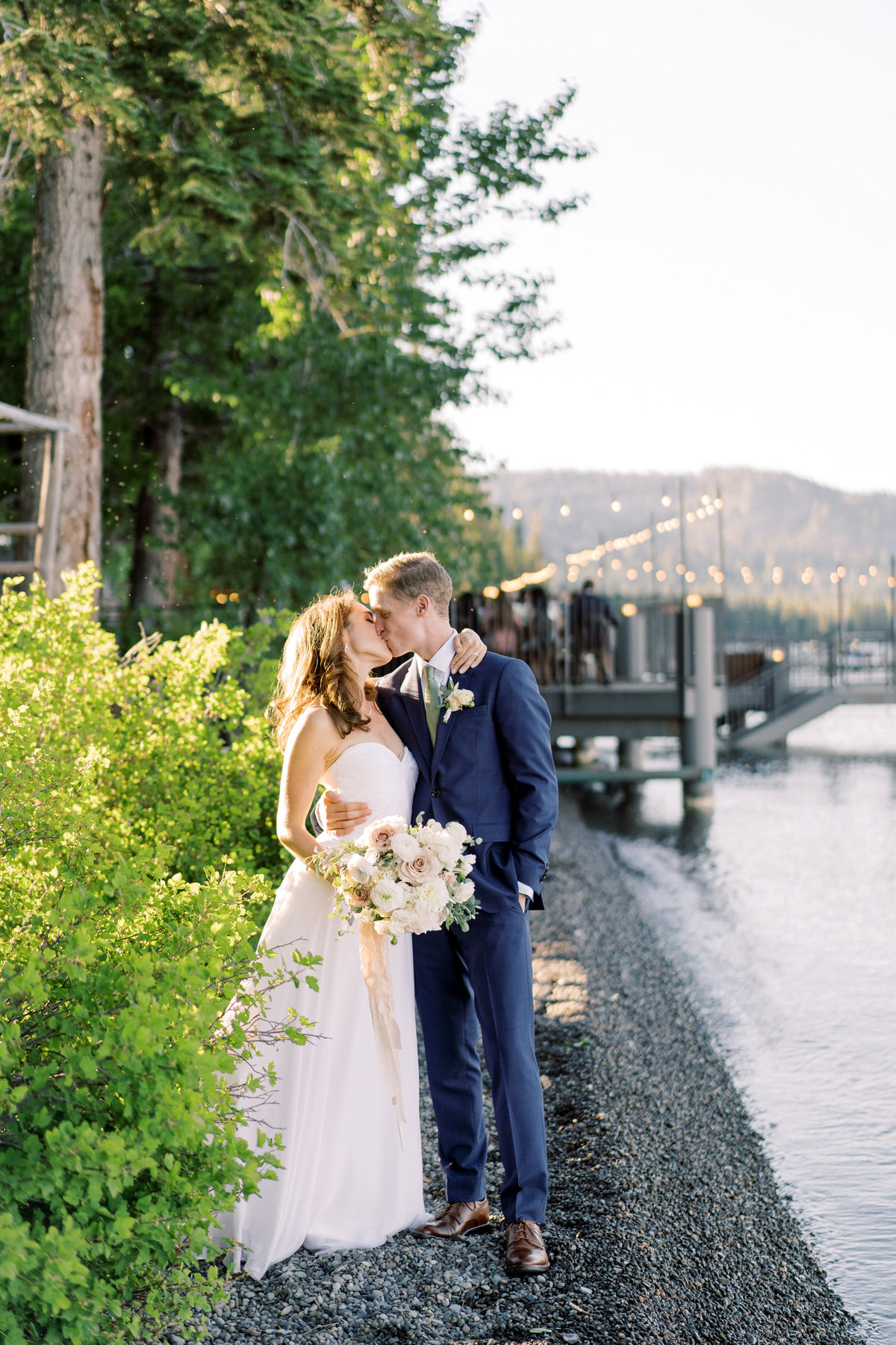 Alison + Will Tahoe West Shore Cafe Wedding Sneak Peeks | Cassie Valente Photography 0094