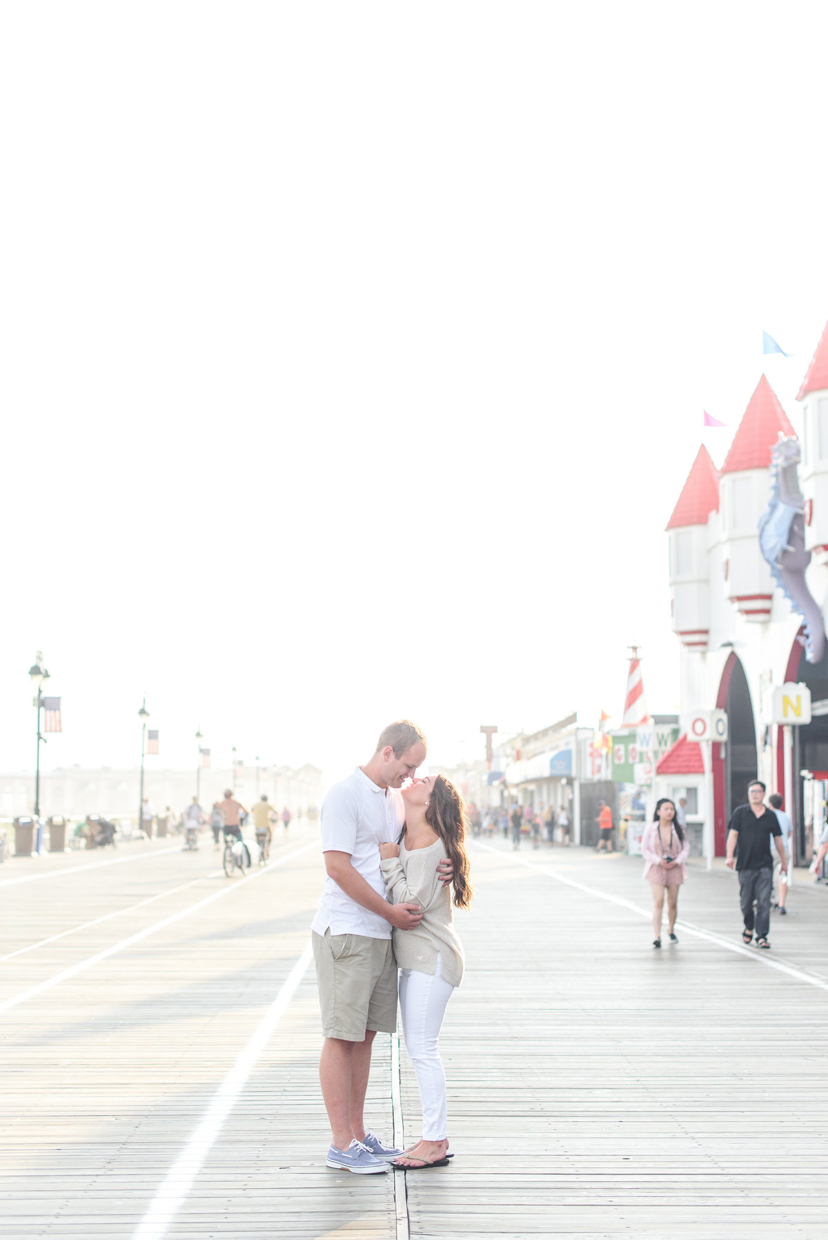 Olivia Rae Photography | Ocean City, NJ Engagement Session-10
