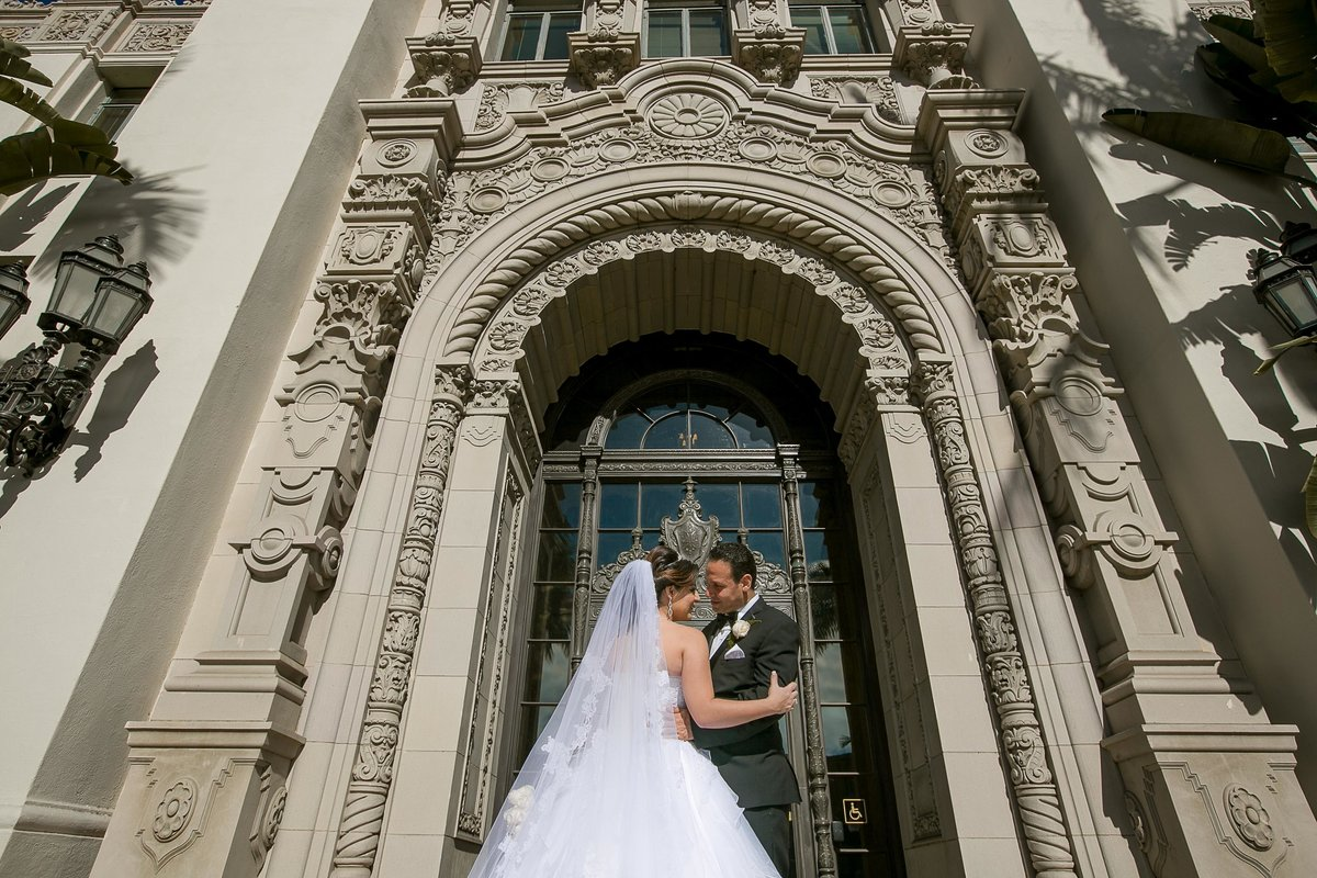 Beverly Hills City Hall Wedding Photos