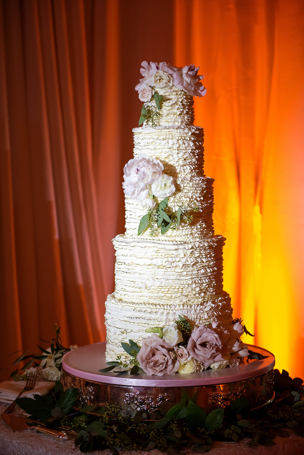 Rustic wedding cake bakery in Miami
