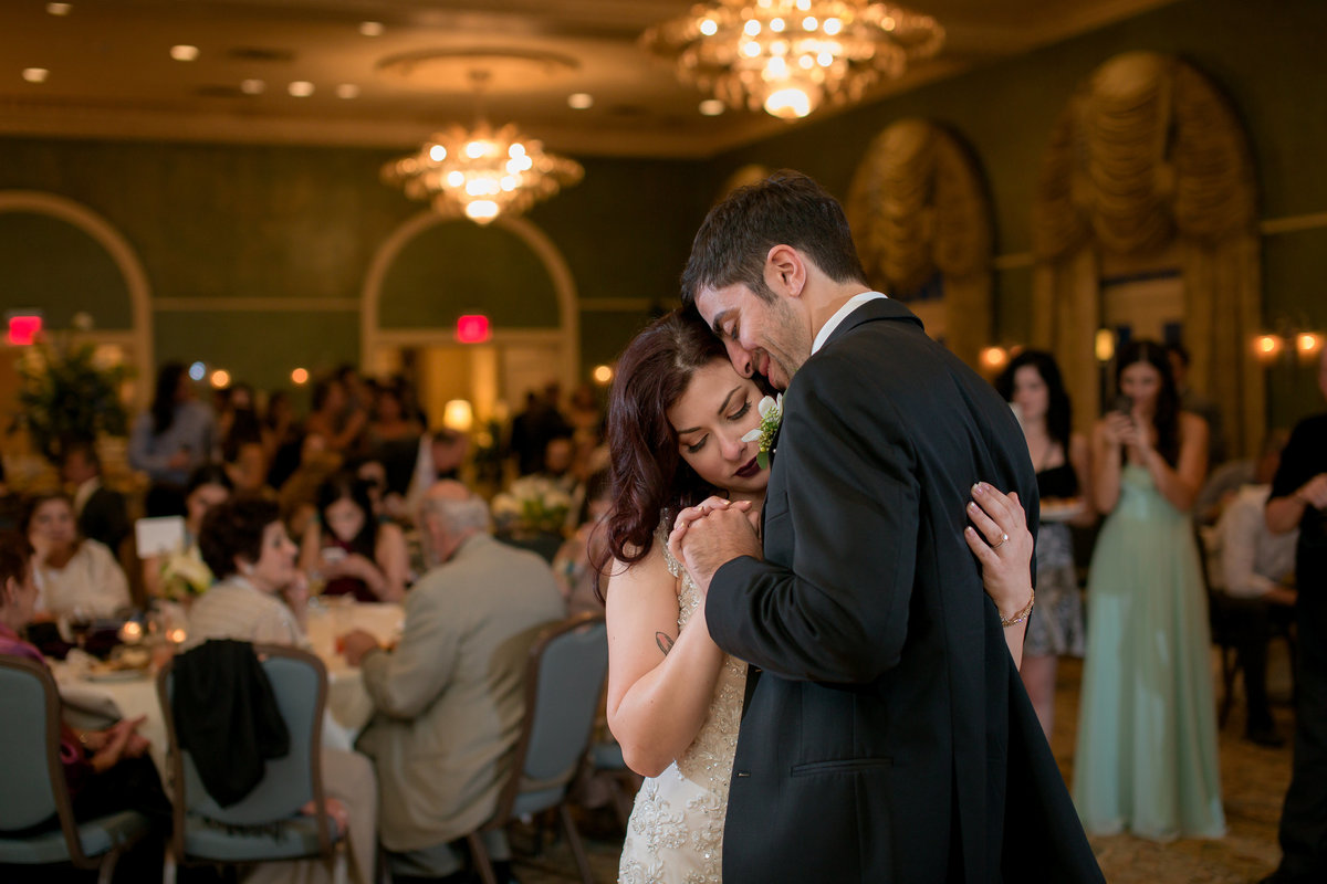 Hilton Capitol Center Baton Rouge Wedding