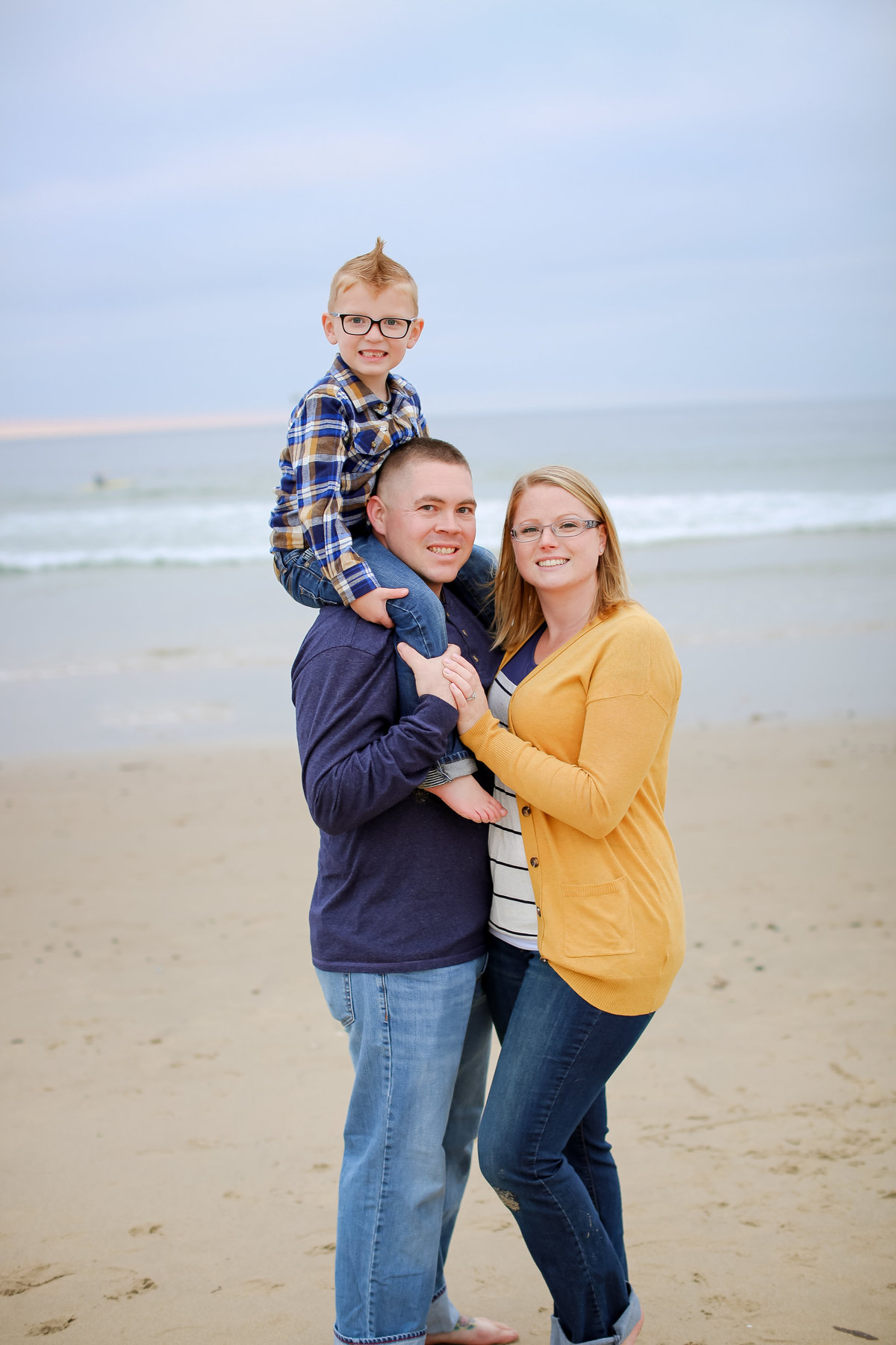 Woorden Family Session_ Del Monte Beach, CA_Vanessa Hicks Photography-325