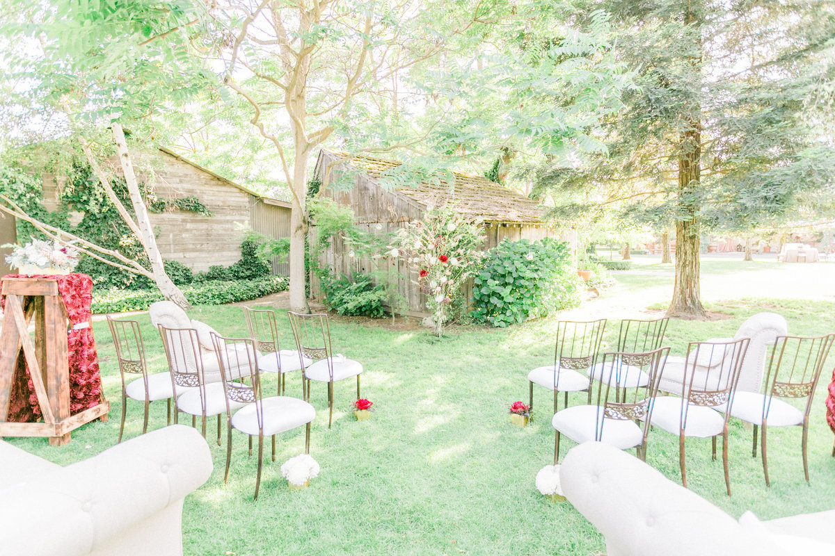 Rustic French Inspired Wedding