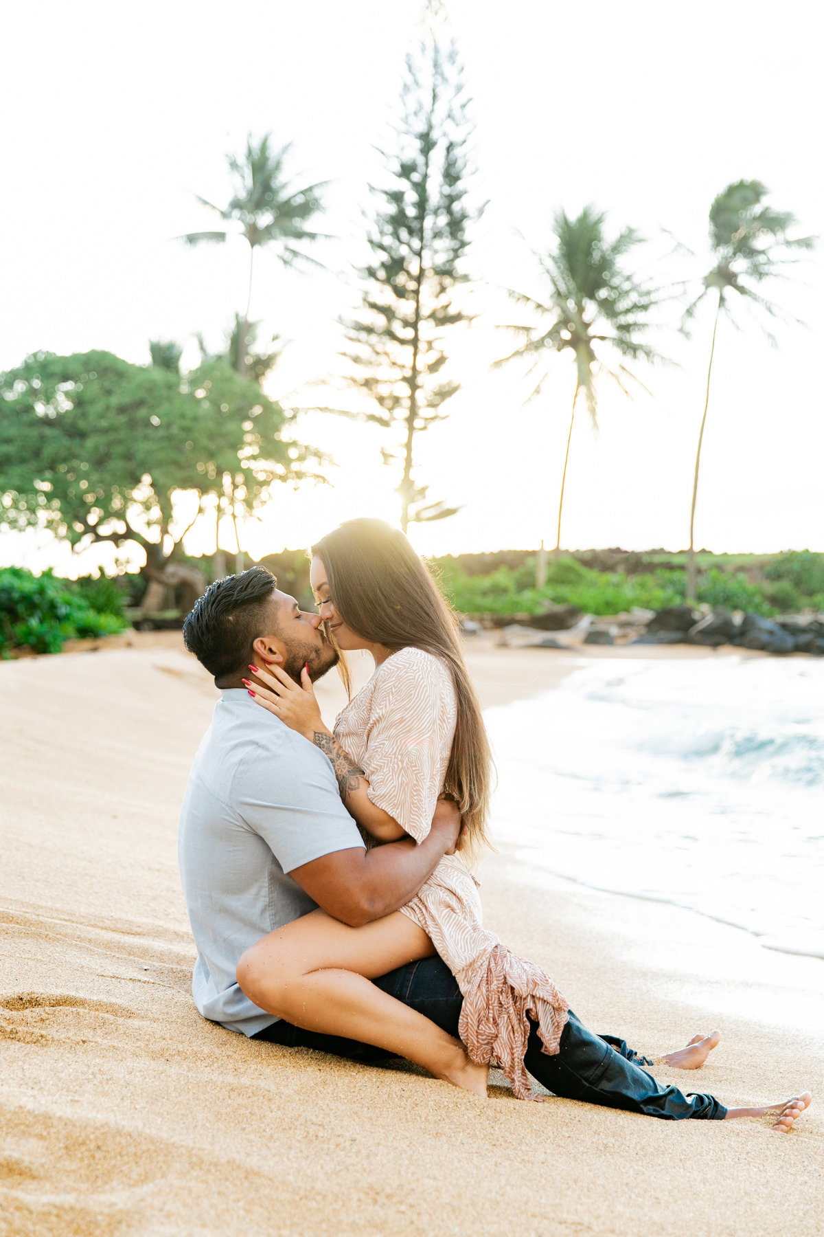 Karlie Colleen Photography - Kauai Hawaii Wedding Photography - Sydney & BJ -97