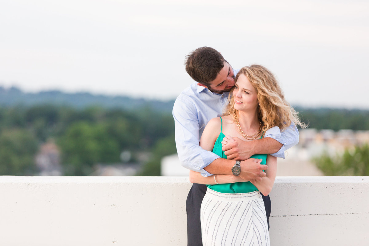 Greenville Engagement Photography | Jenny Williams Photography 17