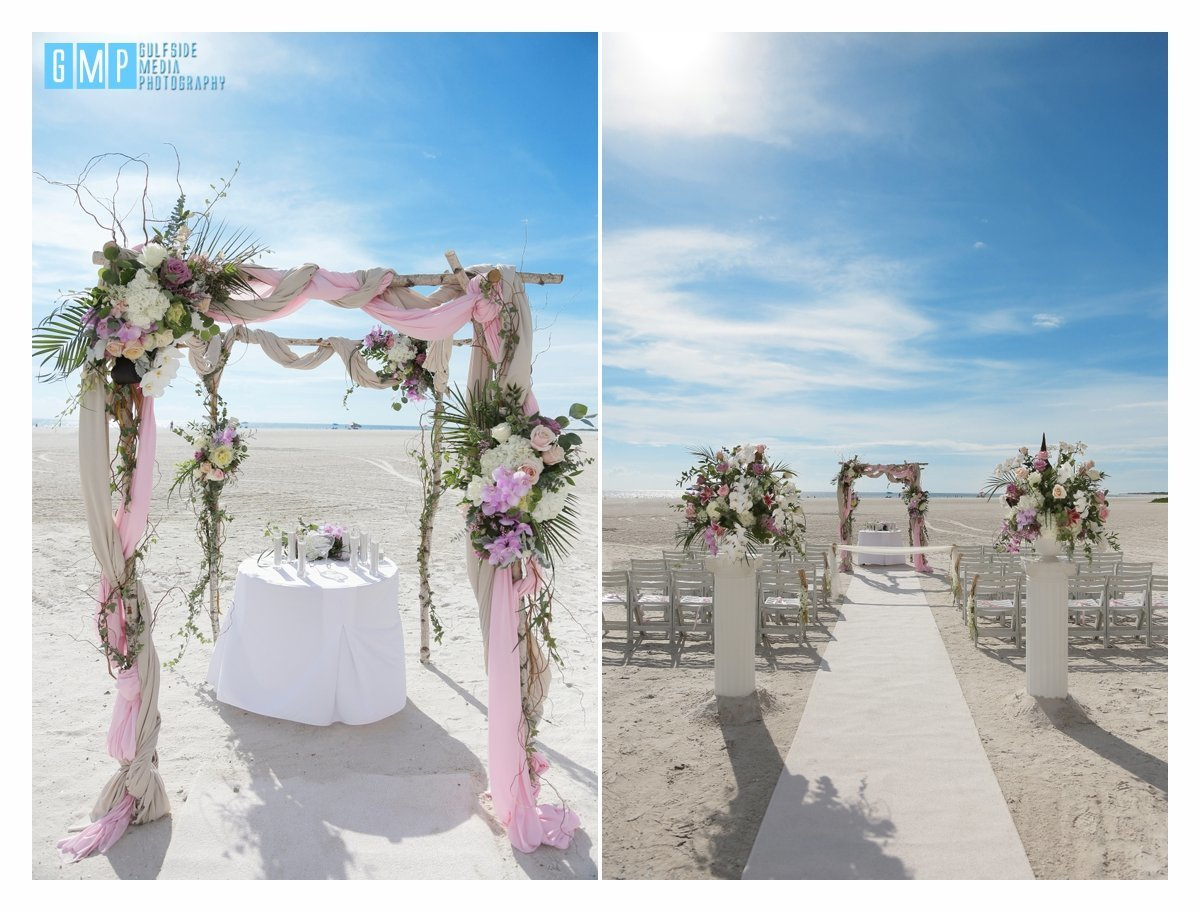 Marco Island Marriott Beach Weddings
