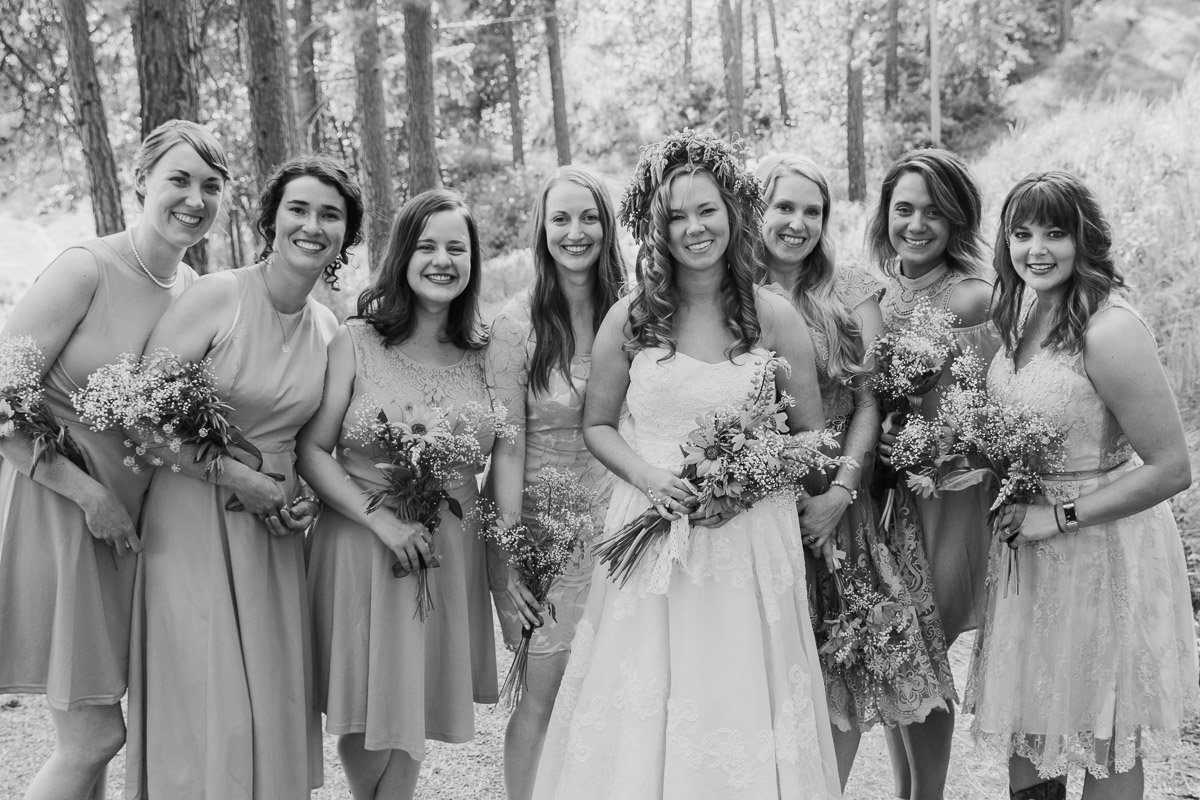 Website - Gretchen Bridesmaids BW