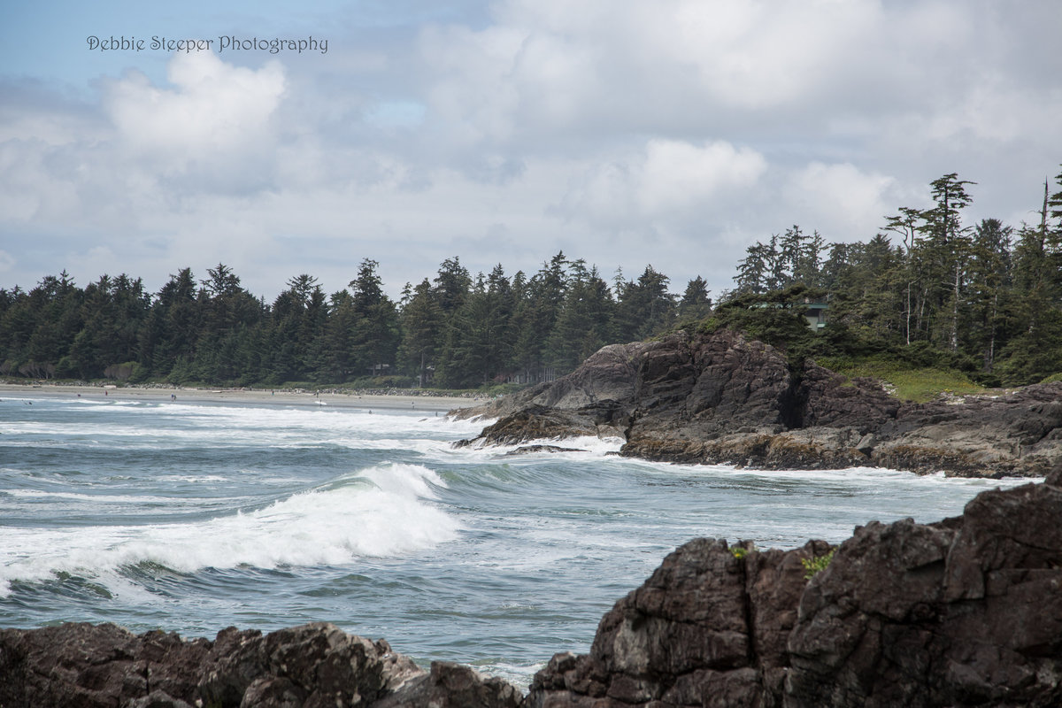 tofino surf beach, surfing in canada