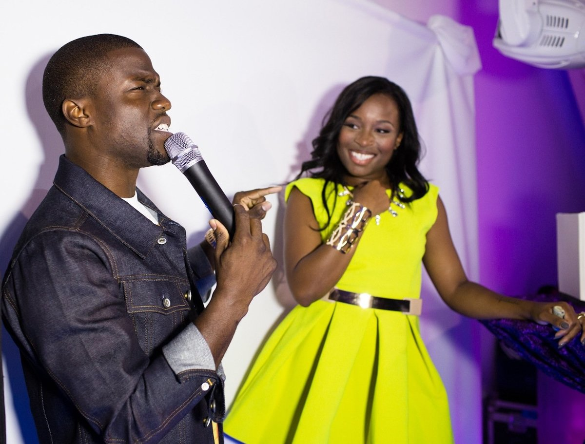 NYC Birthday Party with Celebrities Kevin Hart NY Event Planner NJ 5