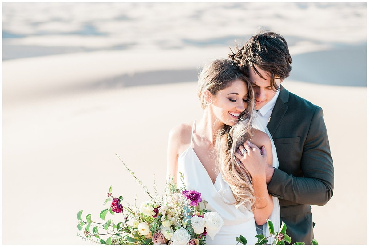 Glamis Desert Bohemian Wedding Elopement Styled Photos017