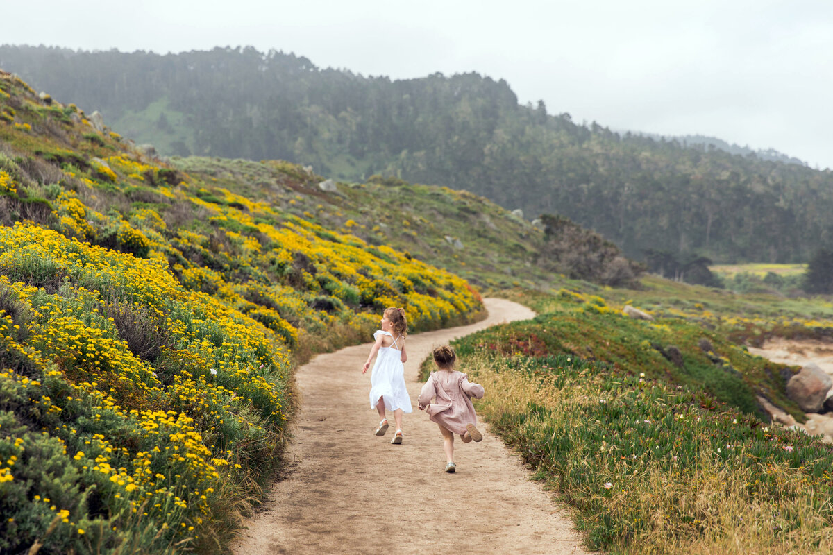 Monterey Peninsula vacation photographer