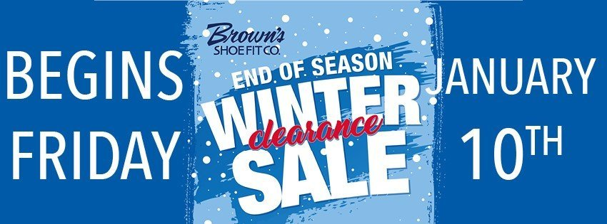 winter clearance 2