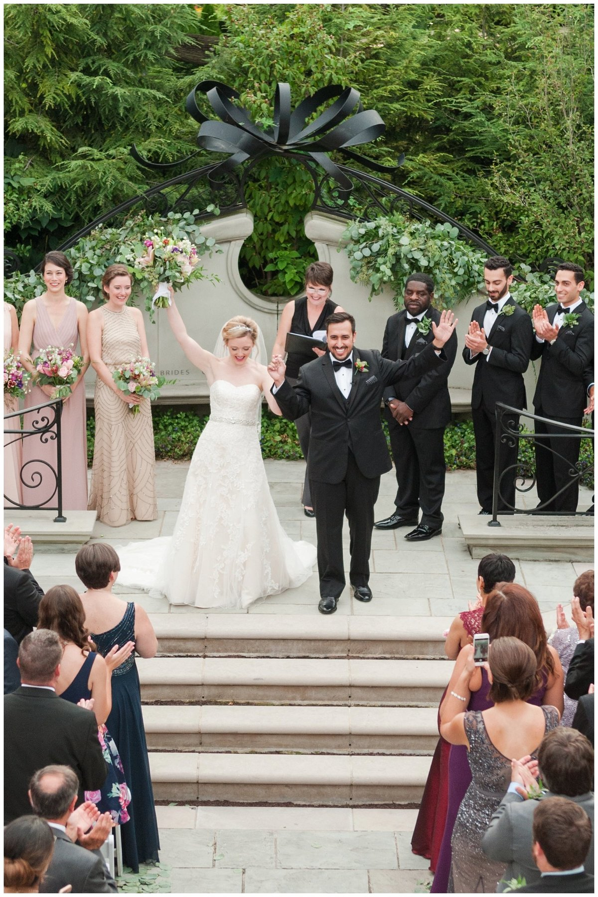 Franklin Park Conservatory Wedding The Palm House Bridal Garden Grove_0126