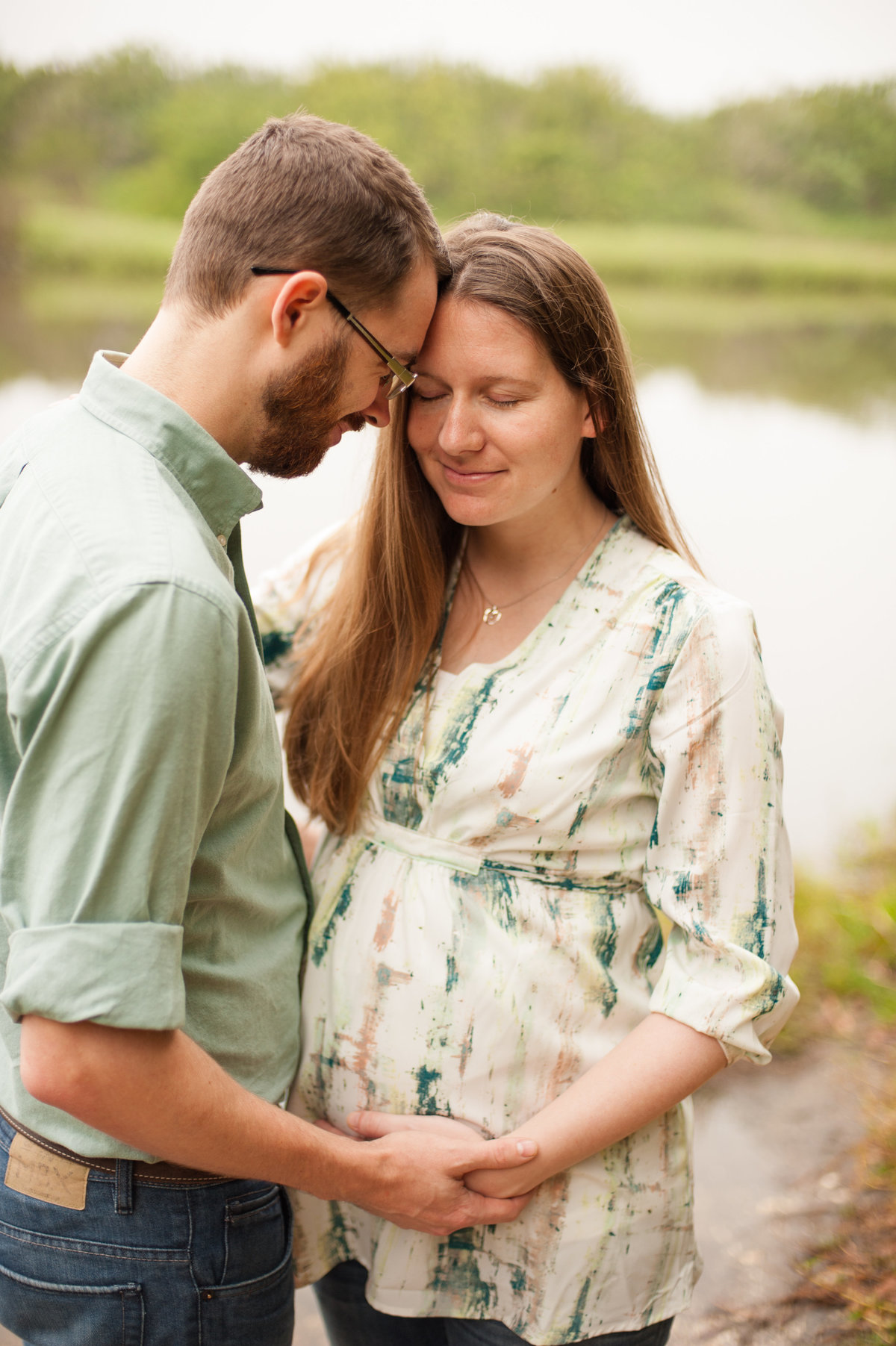Ormond Beach maternity and family photography