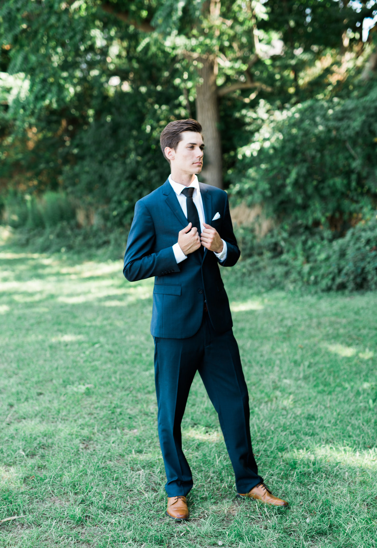 Wedding Day photography - groom getting ready - Destiny Dawn Photography