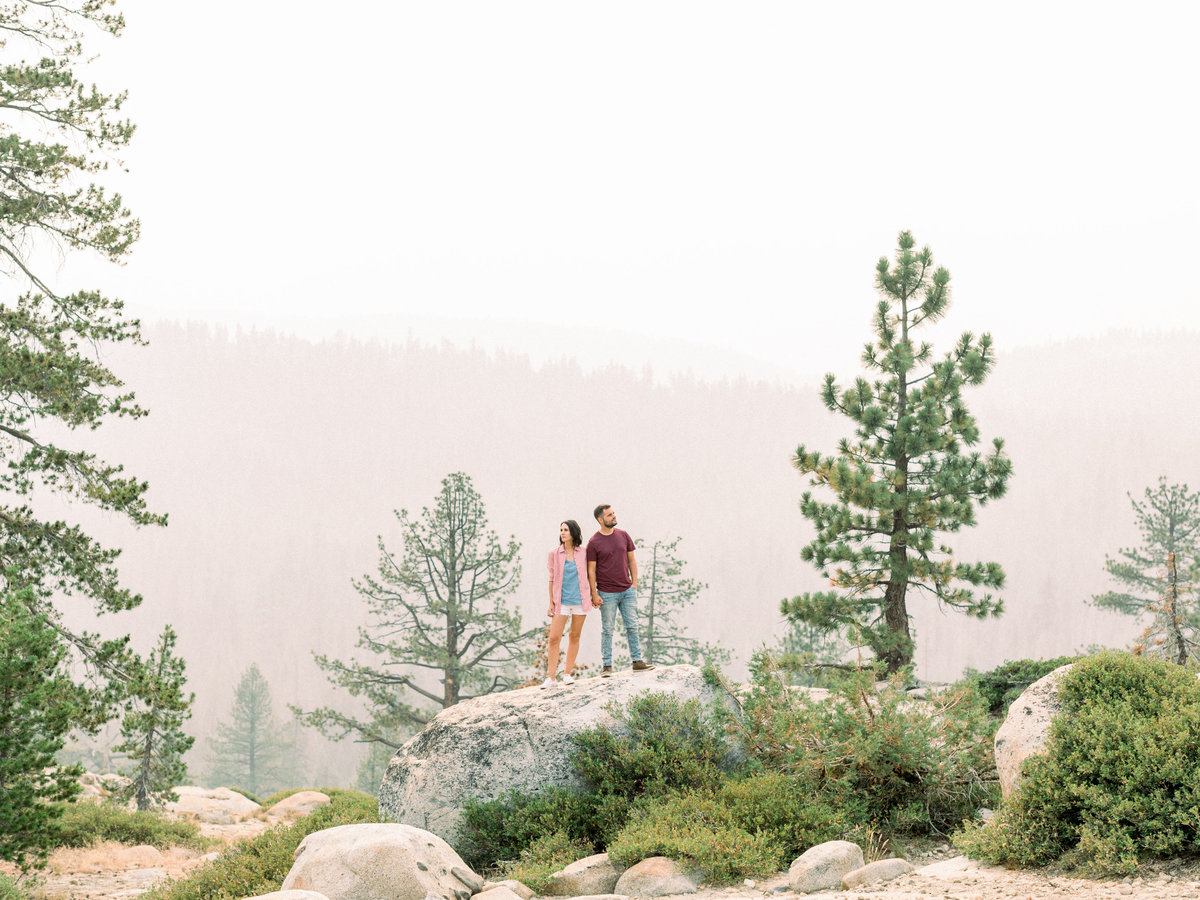 yosemite engagement session2