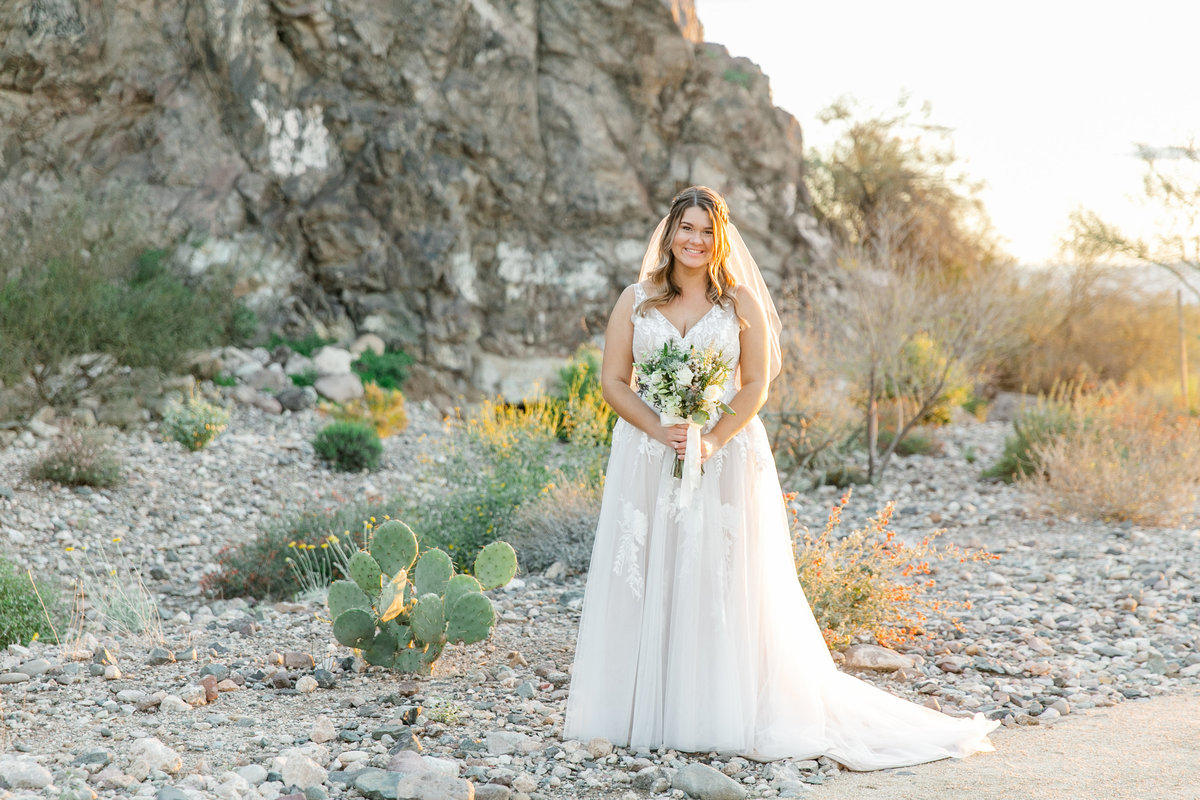 Karlie Colleen Photography - Arizona Backyard wedding - Brittney & Josh-227
