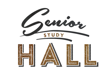 Senior Study Hall Badge
