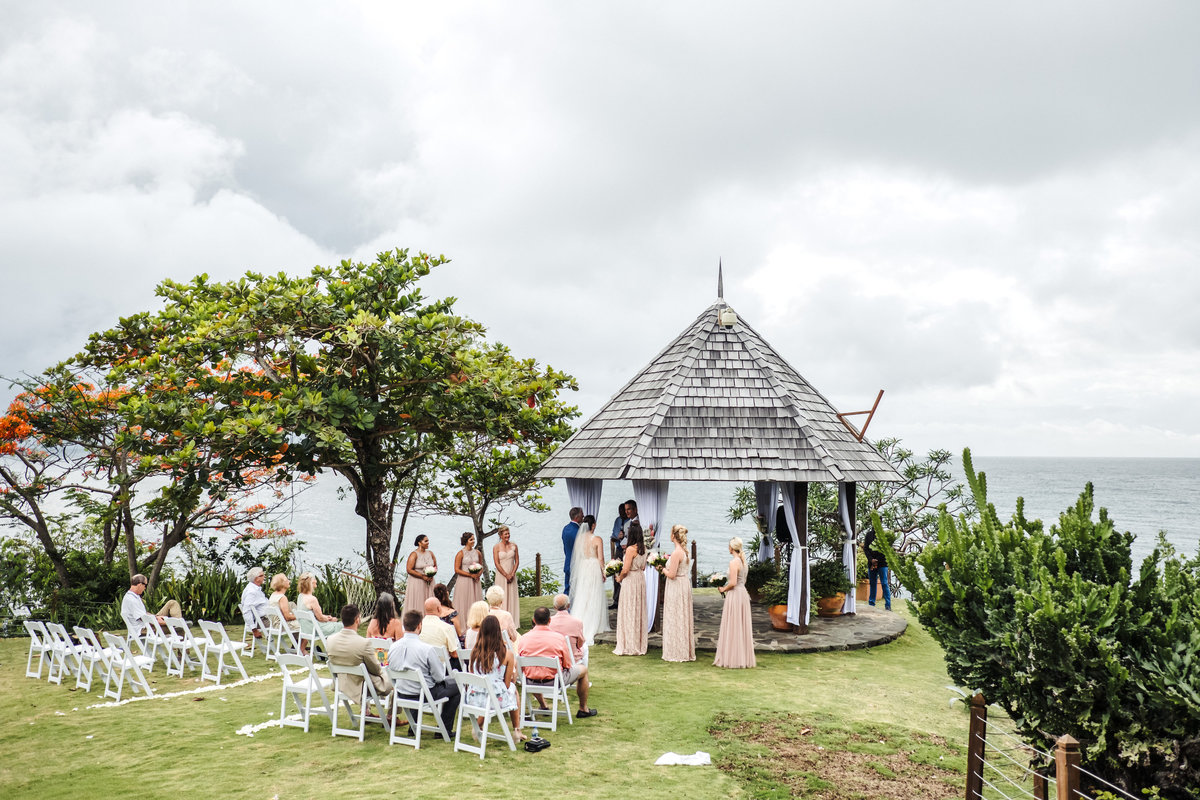 Cap Maison St Lucia Destination Wedding - 120