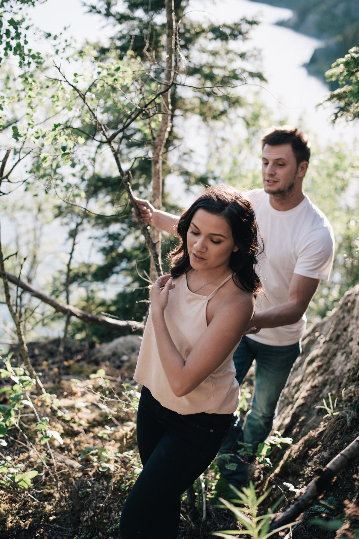 005_Erica Rose Photography_Anchorage Engagement Photographer