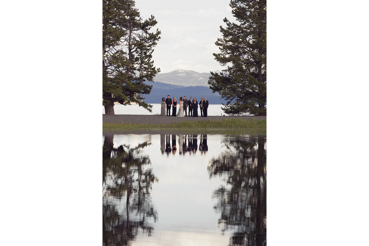 Gorgeous Yellowstone National Park Elopement