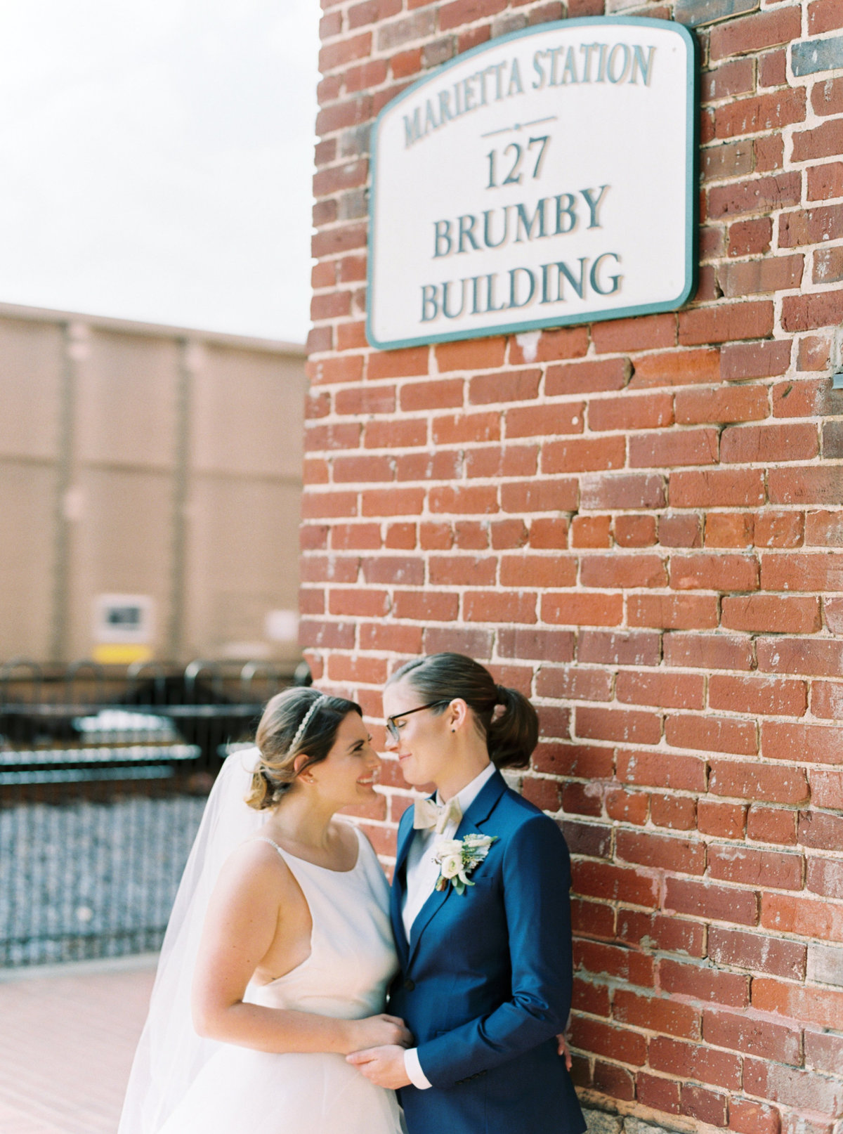 Emma + Katie Marietta Brickyard Wedding (CXF) 0293