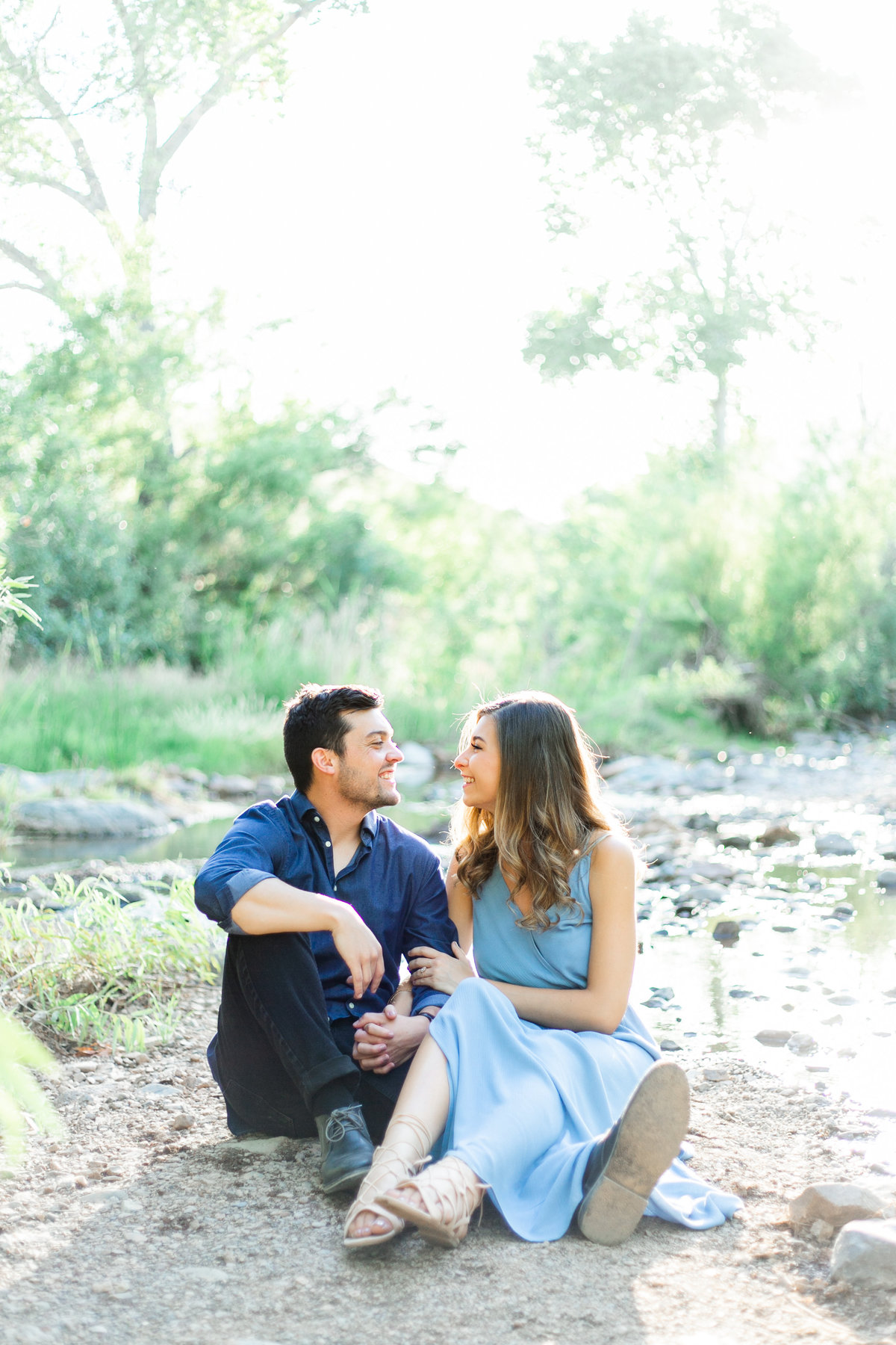 Karlie Colleen Photography - Arizona Desert Engagement - Brynne & Josh -71