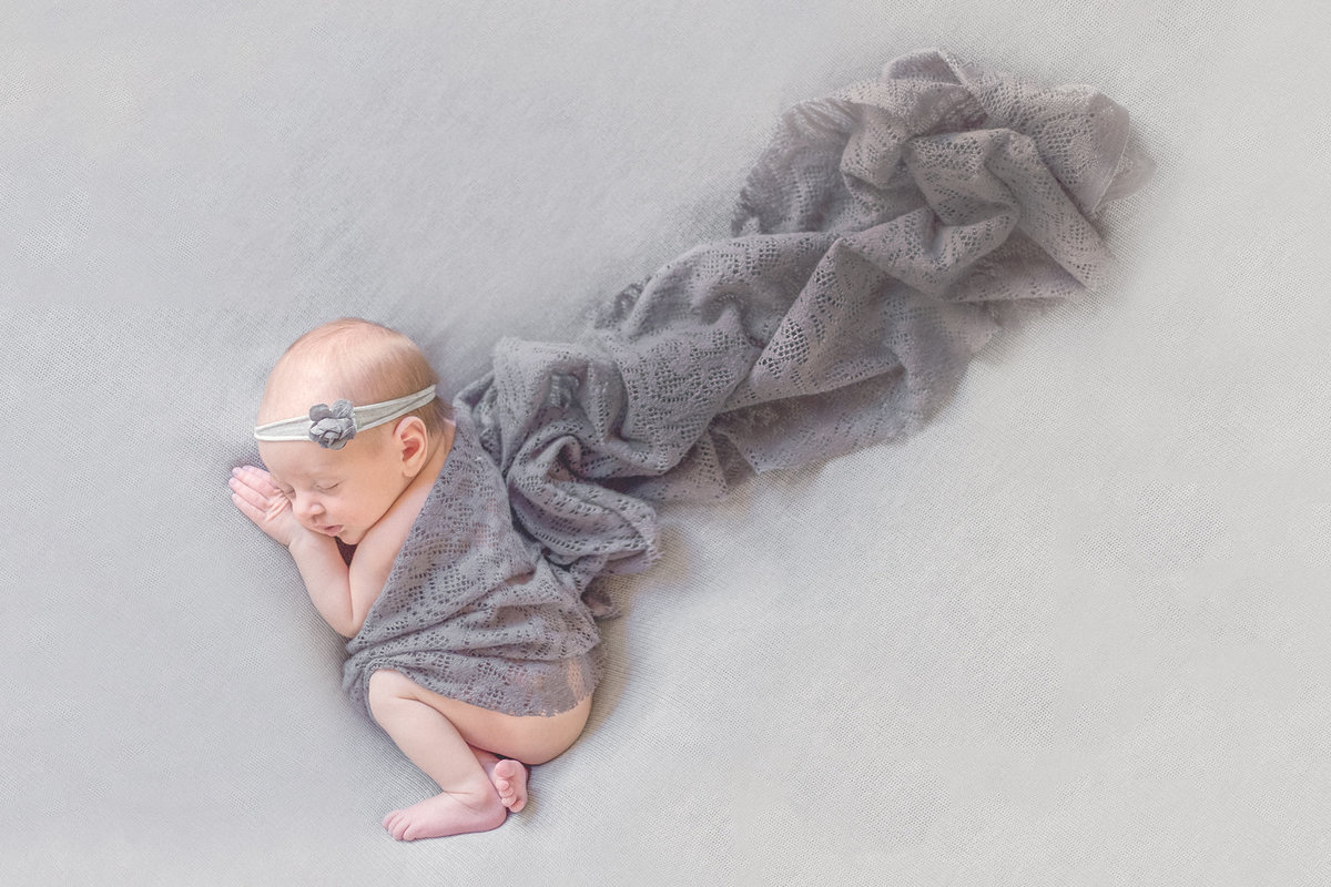 Fine art  newborn  photography by Plume Designs & Photography, Scottsdale Arizona Newborn Photographer