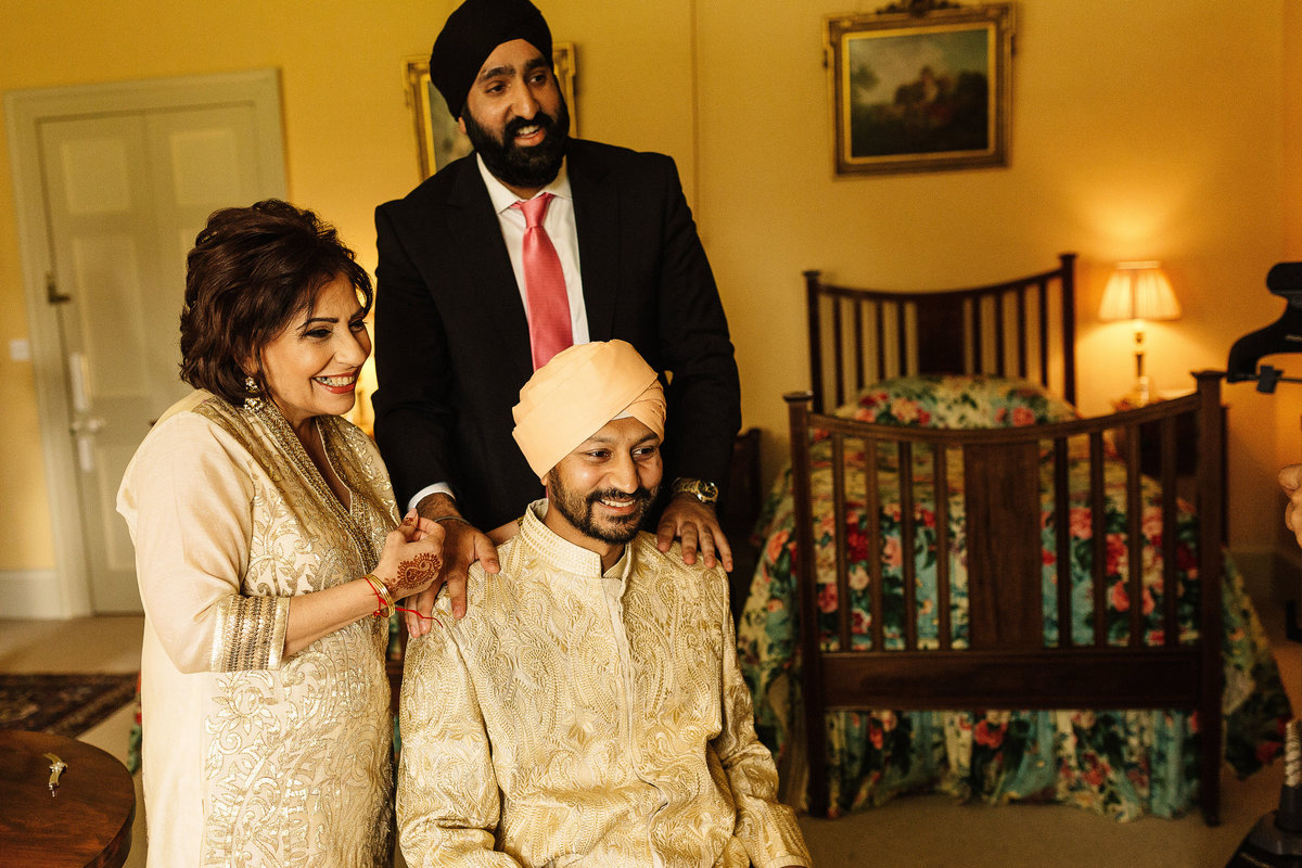 Indian Wedding Photography in North Yorkshire