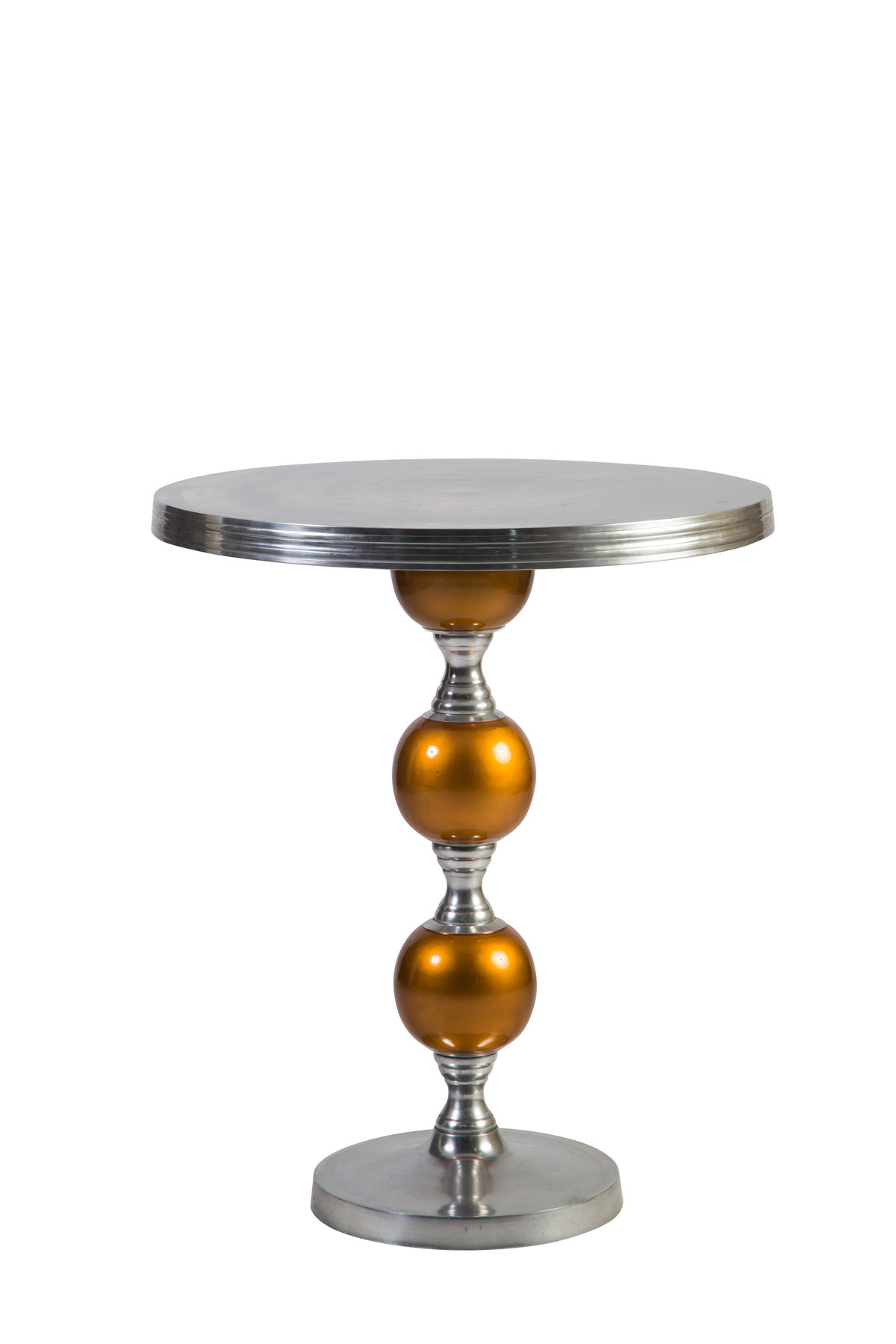Gold-Silver Joya Cocktail Table