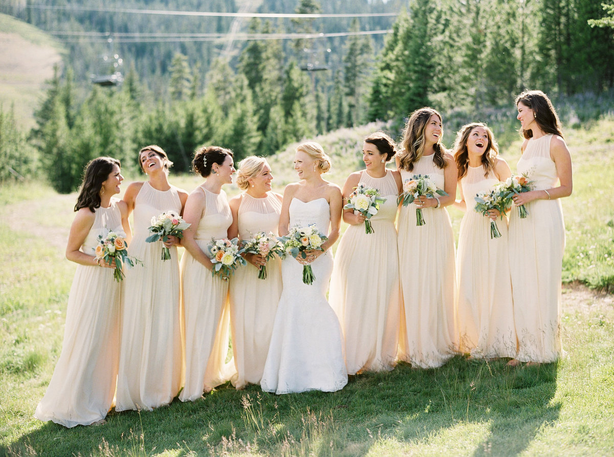 Moonlight Lodge Wedding | Orange Photographie | Montana Wedding Photographers