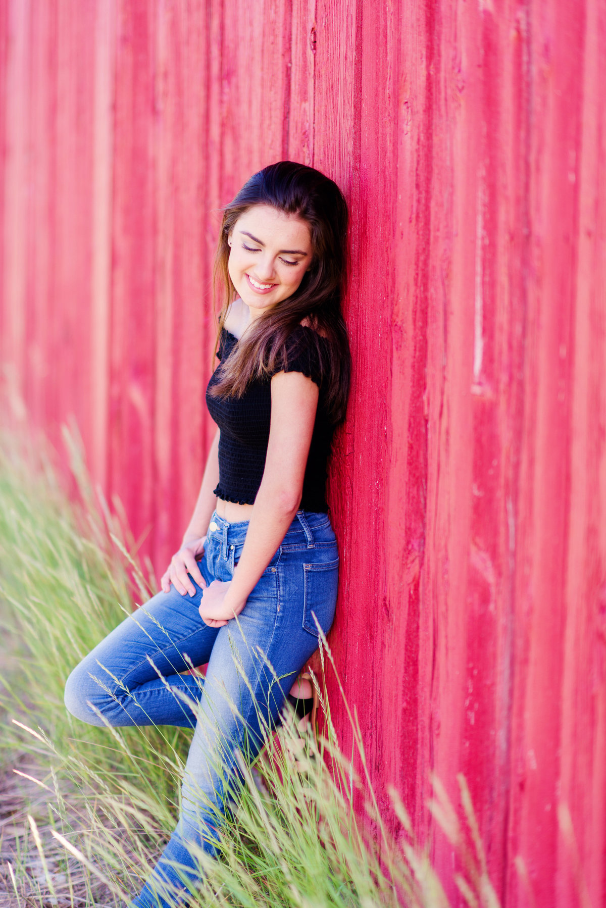 glen arbor senior portrait photographers