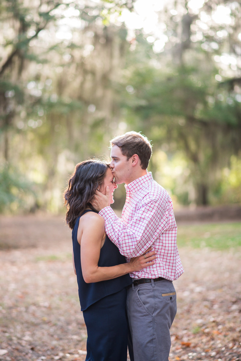 Sunset Engagement Session by Georgia Wedding Photographer Eliza Morrill-6