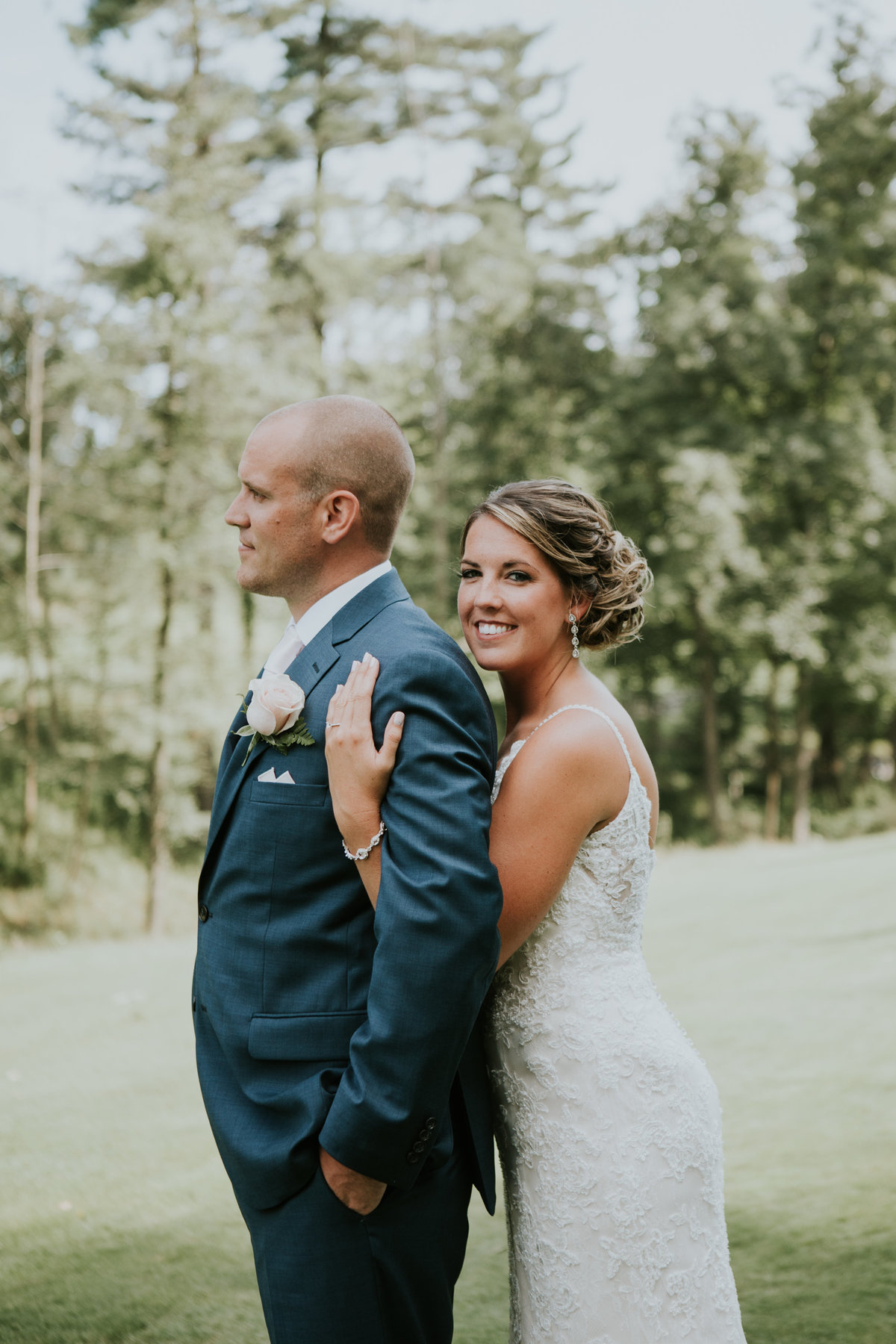 Southpointe Golf club wedding photos-3