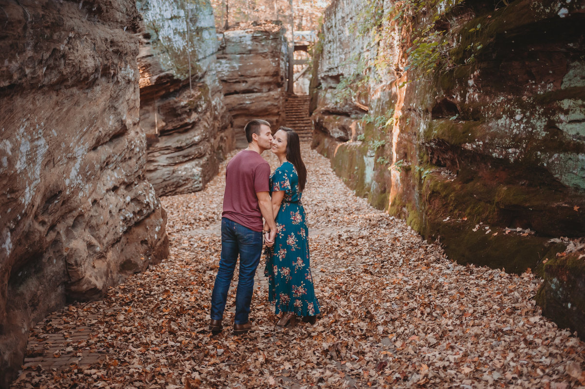 indiana hoosier evansville engagement