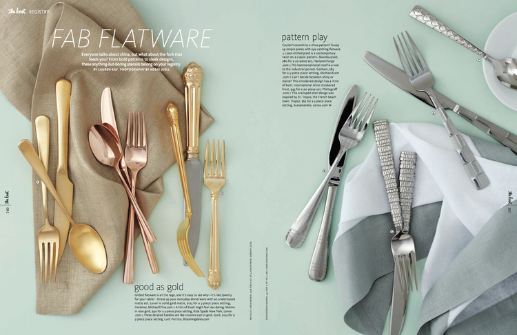 Sarah Kay Love Featured Work Flatware 1