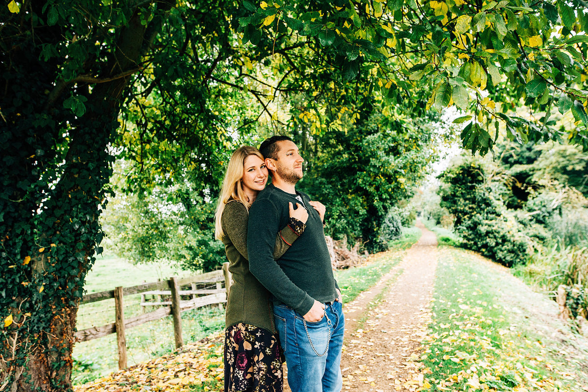 George & Rob Engagement Shoot- October 2015-45