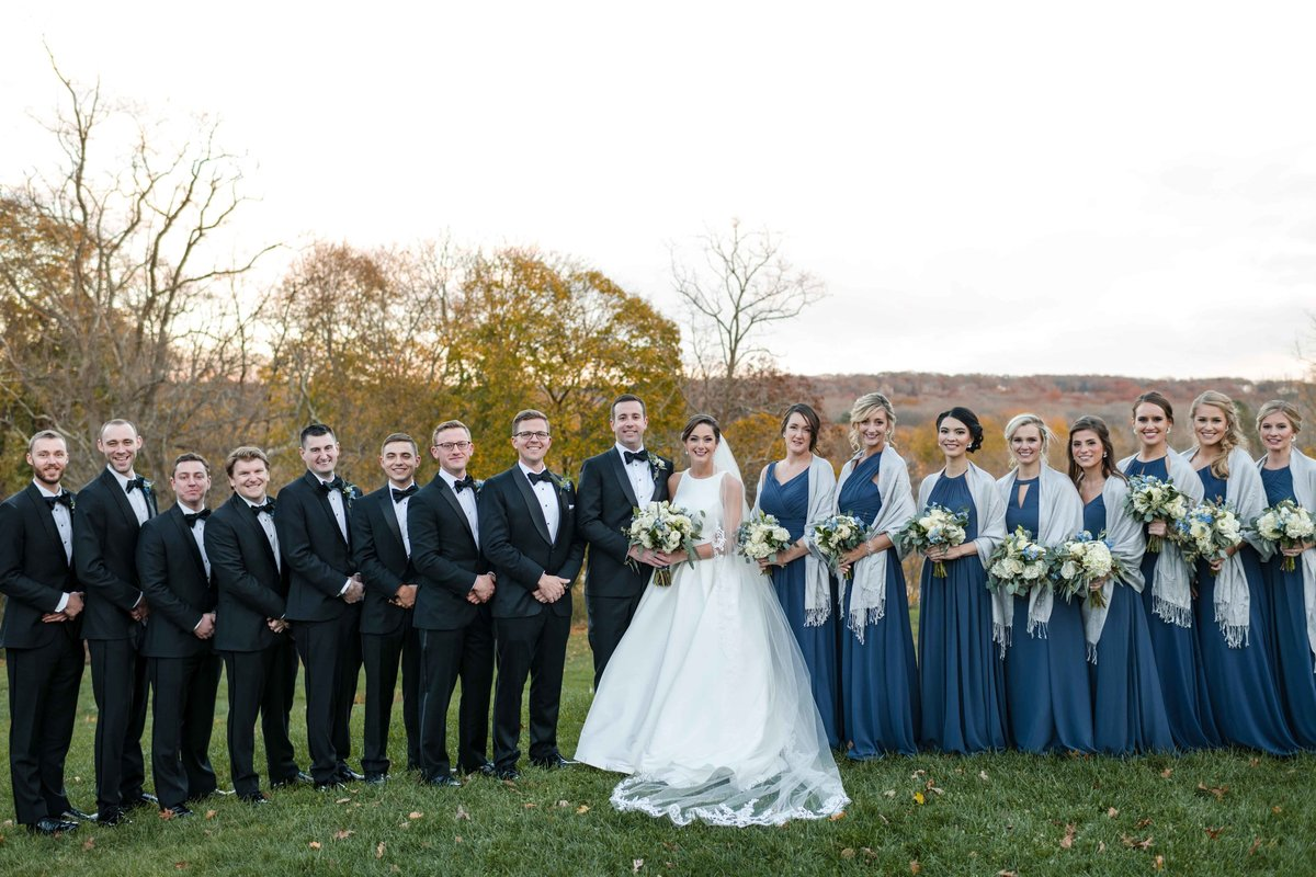 30- Inn at Mystic Haley Mansion Wedding