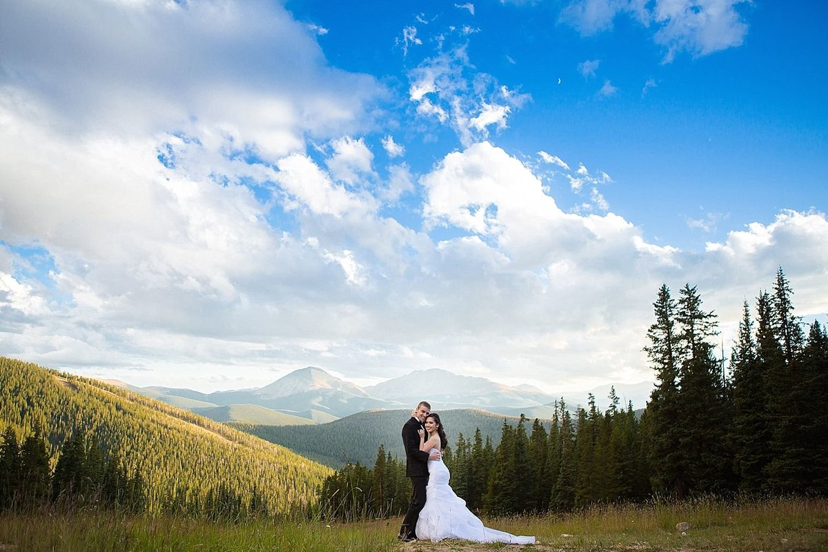 Timber Ridge Wedding